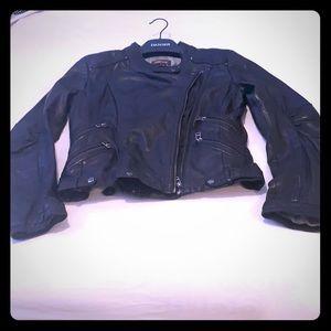 Real Danier Leather Jacket